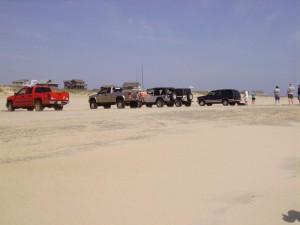 Spring OBX Beach Run 070