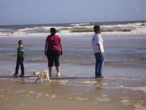 2009 October Beach Run 026