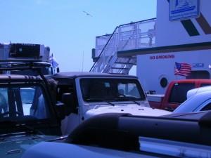 FerryRidetoOcracoke