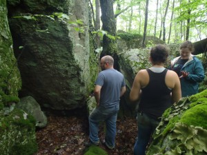 P6231367 T P Cave entrance