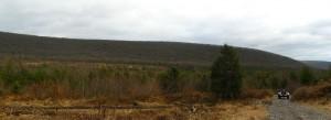 rausch creek wide hill shot