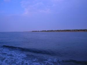 OcracokeIslandfromFerry