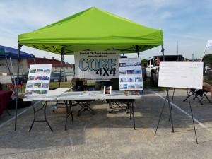 CORE Tent PA Jeeps 2016